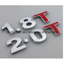 ABS Car Sticker, ABS Auto Label, Motorcycle Label