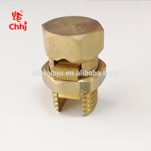 High quality Brass Split bolt connector for cable connecting