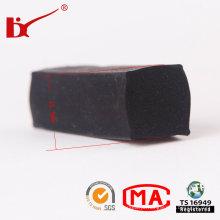 Tiras flexíveis de vedação de borracha de esponja personalizadas