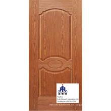 Плита HDF формованные двери кожи