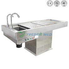 One-Stop Shopping Medical Hospital Mortuary Morgue Autopsy Table