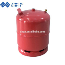 Factory Prices Empty Gas Refillable Small 3kg Camping LPG Cylinder