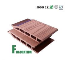 Горячие продаж дешевые композитные текстура древесины WPC Пластичного Плакирования стены