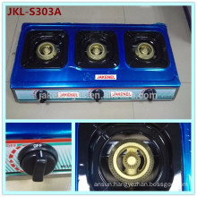 stainless steel 3 burner gas stove,gas cooker