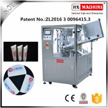 Llenado de tubos blandos, máquina de sellado y llenado de tubos suaves, máquina de llenado y sellado de tubos de pasta de dientes