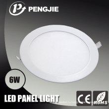 Сид smd2835 6w вела свет панели с CE (круглый)