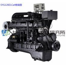 138 série motor com 6 cilindros