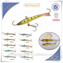 ICL011 china wholesale alibaba fishing lure component mould ice fishing