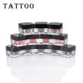 Pigmento de tatuagem pigmento de sobrancelha microblading creme