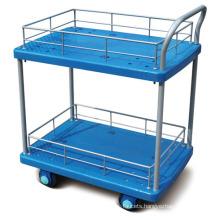 Super Silence PP Platform Hand Cart