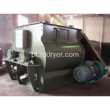 Step-Down Start Feed Feed Mixer Paddle Mixer