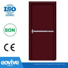 Diseño único grado superior puerta