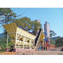 Hzs 60 Stationary Concrete Batching Plant (60m3/h)