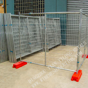 2018 new style temporary fencing