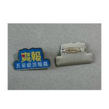 Irregular Shape Lapel Pin Printing Badge (GZHY-YS-019)