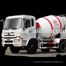 4X2 drive 3CBM / 4CBM / 5CBM / 6CBM Camión hormigonera Dayun / Camión mezclador Dayun / Mezclador de cemento Dayun / Camión bomba mezcladora Dayun / Mezclador