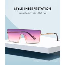 PC Lense One PCS Design UV400 Metal Sunglasses