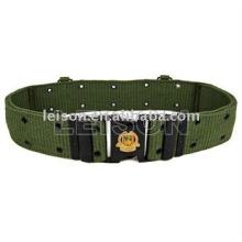 Militärischer Gürtel mit ISO und SGS standard Baumwolle oder Nylon-material