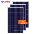 tekshine high conversion effciency 60cells mono poly 305w-315w Sollar panel