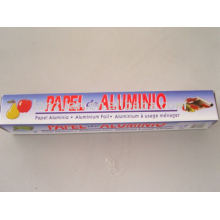 alu foil for food packing