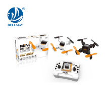 2.4GHz Mini RC plegable Quadcopter con la cámara opcional para las ventas al por mayor