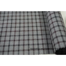 Three Colors of Tweed Wool Fabric