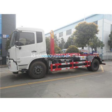 CLW Hydraulic Arm Hook Lift Truck Sampah