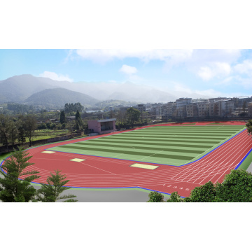 Usable 5: 1 Pavimento Materiales Tribunales Deportes Superficie Suelos Atletismo Running Track