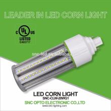 20 Watt G24Q LED PL Lamp / G24 Base LED Corn Light / G24 4 Pin LED Bulb Light
