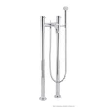 Vertikal & hängend Typ Dual-Funktion Dusche Wasserhahn
