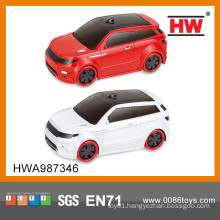 Hot Sale Electric Music Small Plastic Toy Car For Kids