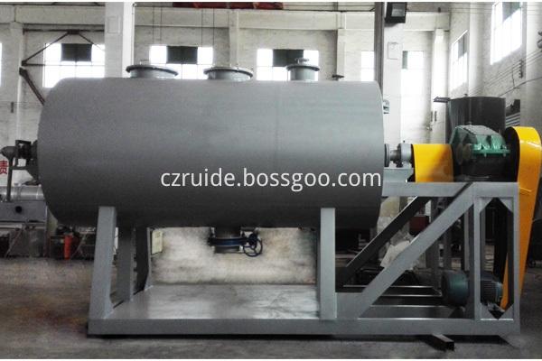 22Vacuum Harrow Drying Machine for High Moisture Chemicals