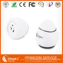 Multi-Sockets Compact Size USB Charger CE FCC Rohs Approved,2016 special promotional gift set