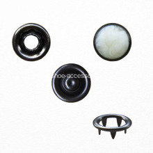 Oeko-Tex 100 Pasa Metal Cap Prong Snap Button