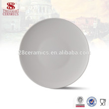 Fine bone china plates 10.5 ceramic dinner plate from Chaozhou