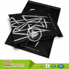 Logotipo diferente do comércio da cópia do logotipo dos tamanhos diferentes 100% sacos de plástico A4 biodegradáveis personalizados do biodegradável A5 para enviar por correio