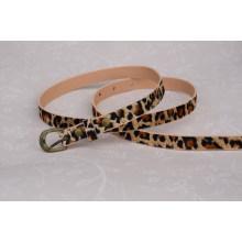 Ремень из ткани леопардовой моды для ткани