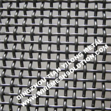 Crimped Wire Mesh for Mining Application