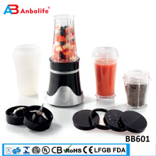 Anbolife professional kitchen appliance automatic grinder juicer mixer machine multifunction commercial electric table blender
