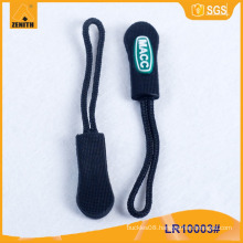 Custom Soft Pvc Zipper Pull LR10003