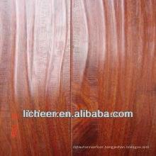 wood flooring handscraped/commercial grade floor tile