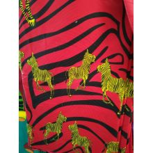 African Super Block Wax Print Cotton Fabric