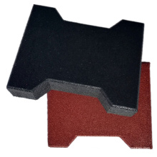 anti - slip driveways dog bone paver children rubber floorings