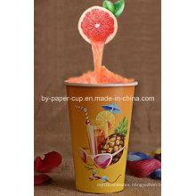 Popular Cold Beverage Paper Cup