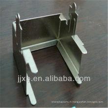 Châssis en tôle métallique