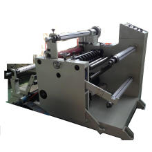 BOPP-Film / LDPE-Film / PVC-Film, der Rückspulenmaschine schneidet