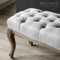 Pouf rembourré résistant à l'usure pour meubles