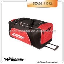 """Bolsa de refresco con ruedas de 39 """"con ruedas de equipaje del carro"""