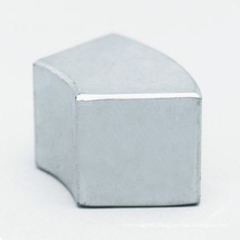 Custom Arc Segment NdFeB Neodymium Magnet of Competitive Price