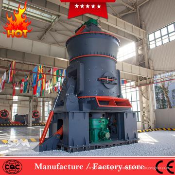 325-2500 Moulin à calcaire Mesh Range, broyeur à calcaire